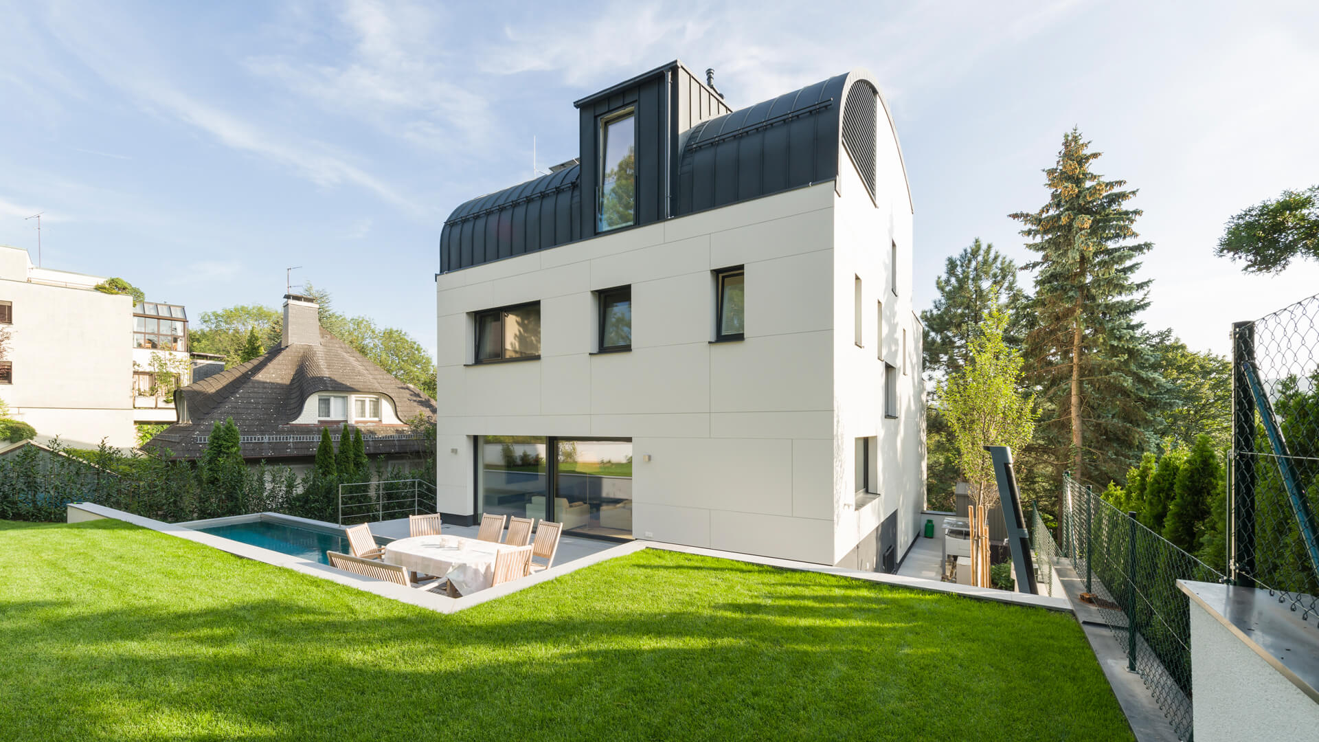 Haus lagler snp architektur for Haus architektur